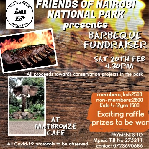 FoNNaP's Barbeque Fundraiser