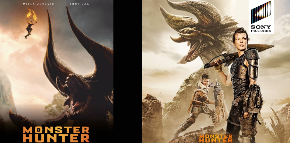 ANGA Diamond- Diamond Plaza 2 Cinema- 26th Feb-4th March 2021- MONSTER HUNTER