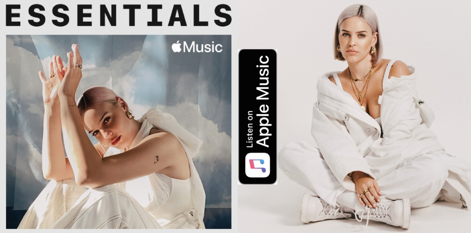 Apple Music- H&S Magazine's Best Artist Of The Week- Anne-Marie- Essentials