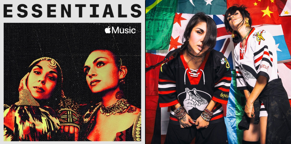 Apple Music- H&S Magazine's Best Artist Of The Week- Krewella- Essentials