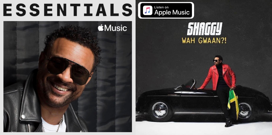 Apple Music- H&S Magazine's Best Artist Of The Week- Shaggy Essentials