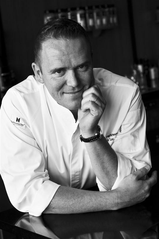 Chef Erik van Loo