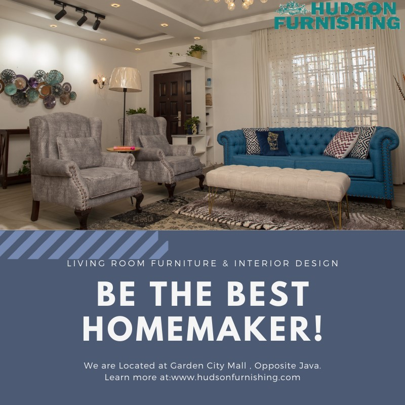 Hudson Furnishing- How To Use These 5 Human Senses Plus 1- To Enhance Your Home.