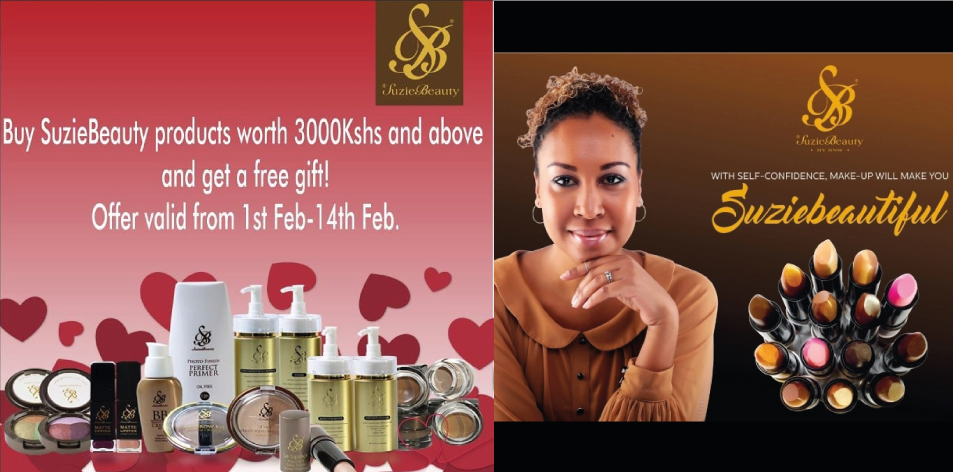 Valentine's Offer 2021 SuzieBeauty