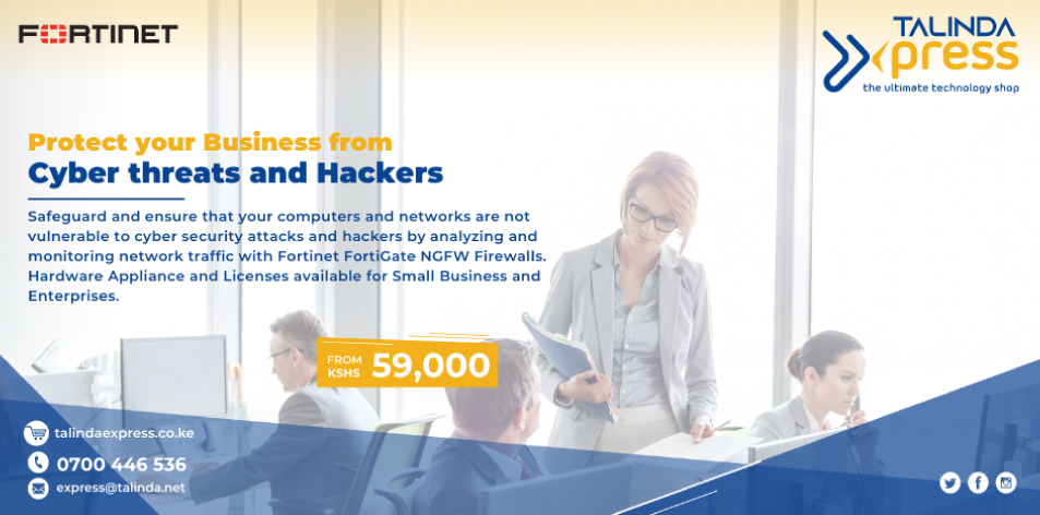 Talinda Express: Protect Your Business from Cyber Threats And Hackers