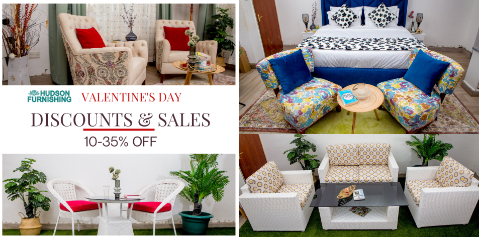 Template Hudson Furnishing: Looking For The Perfect Gift This Valentine's Day?