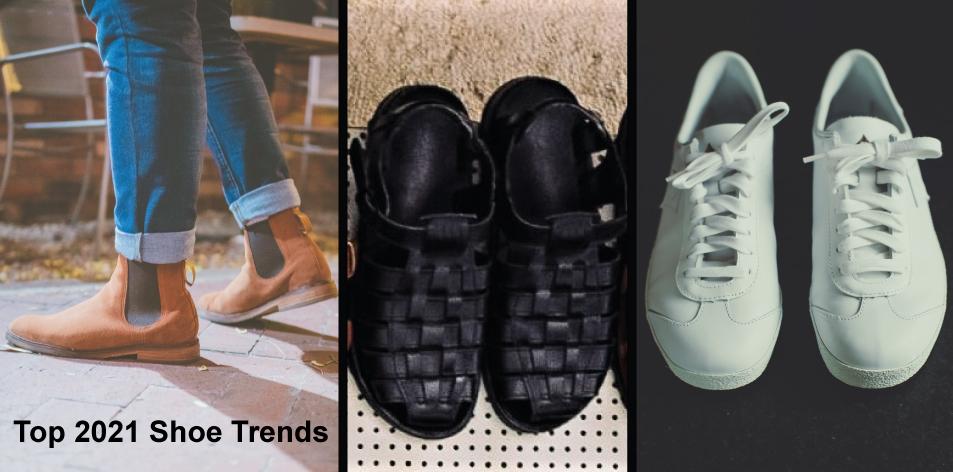 2021 shoe trends