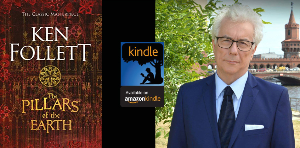 Amazon Kindle- H&S Magazine's Recommended Book Of The Week-Ken Follett- The Pillars of the Earth (The Kingsbridge Novels Book 1)