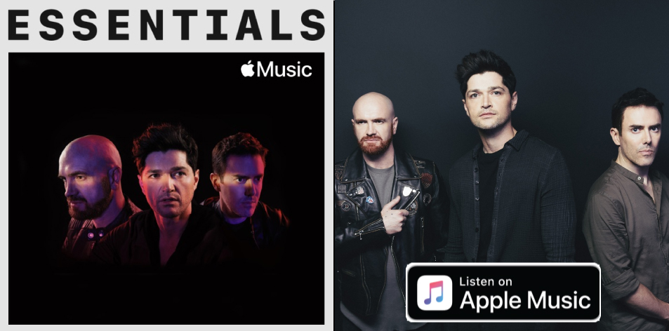 Apple Music- H&S Magazine's Best Artist Of The Week- The Script- Essentials