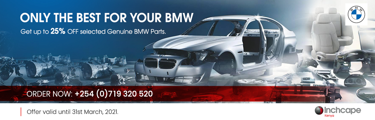 Only The Best BMW Parts For You
