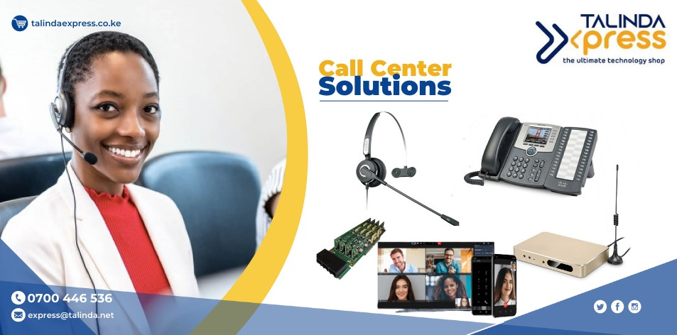 Talinda Express: Call Center Solutions for Flawless Business Communication