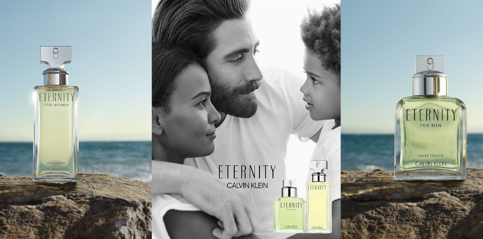 H&S Recommended Fragrance of The Week- ETERNITY By CALVIN KLEIN