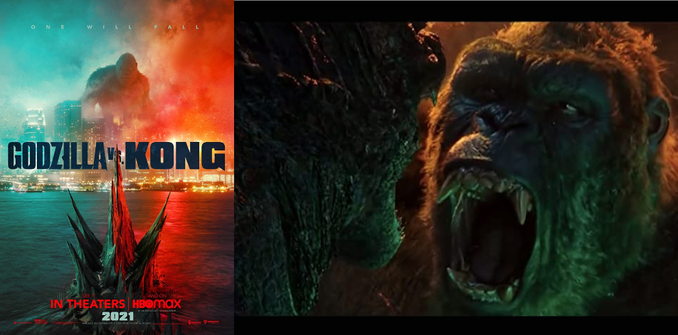 MEGA CINEMAS KISUMU CINEMA GUIDE: 19th-25th March 2021- Godzilla vs. Kong