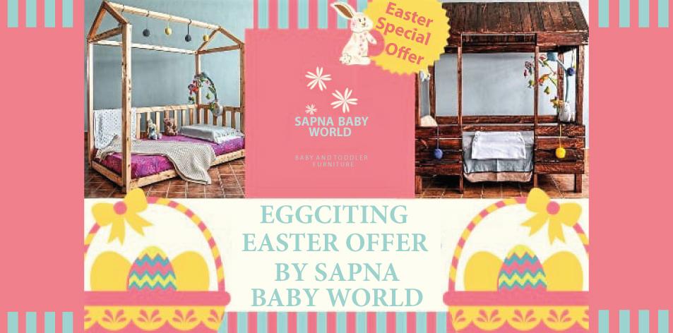eggciting Easter offer