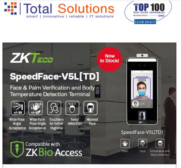 SpeedFace-V5L[TD]