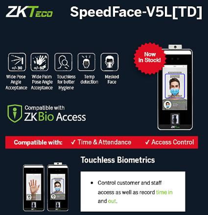 SpeedFace-V5L [TD]