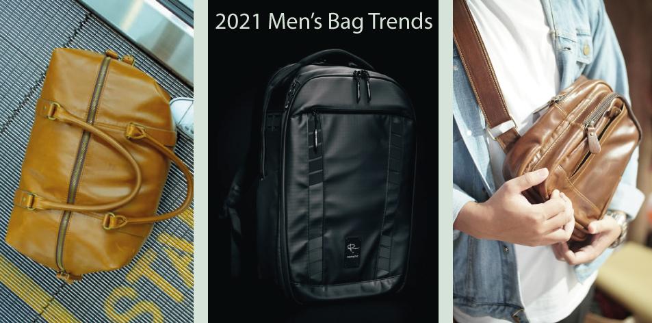 2021 Men's bag