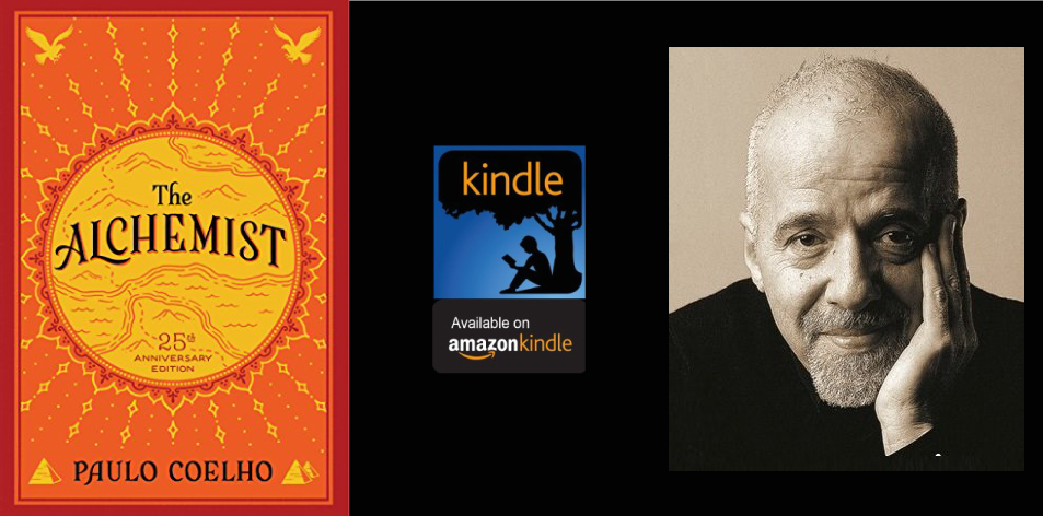 Amazon Kindle- H&S Magazine's Recommended Book Of The Week- Paulo Coelho - The Alchemist