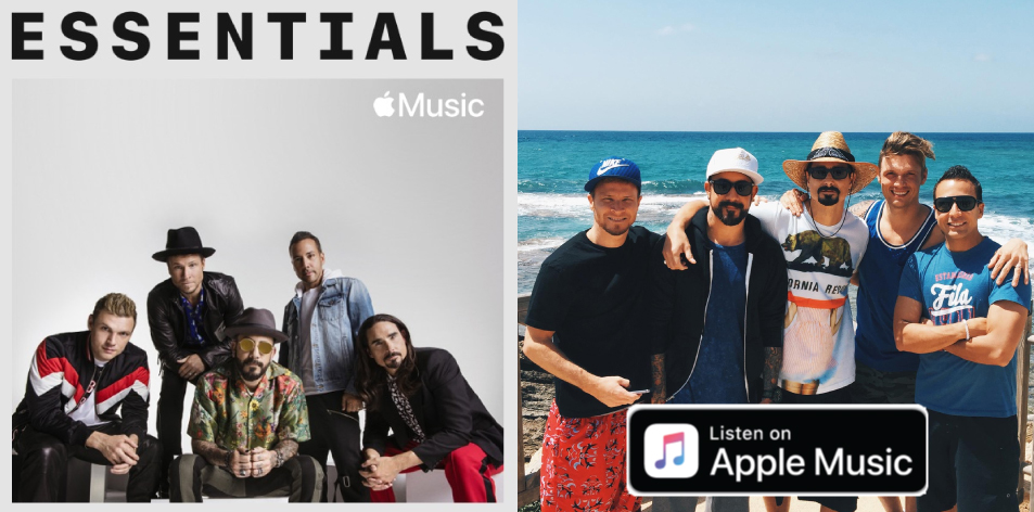 Apple Music- H&S Magazine's Best Artist Of The Week- Backstreet Boys- Essentials