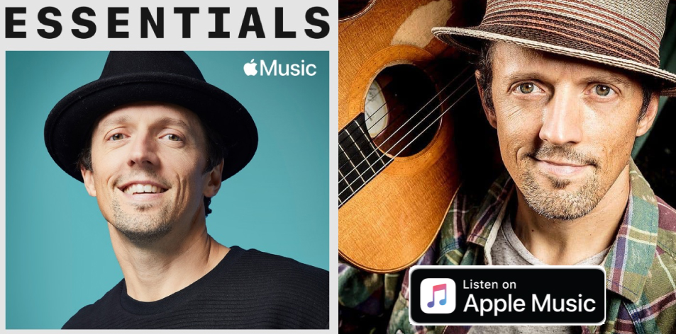 Apple Music- H&S Magazine's Best Artist Of The Week- Jason Mraz- Essentials