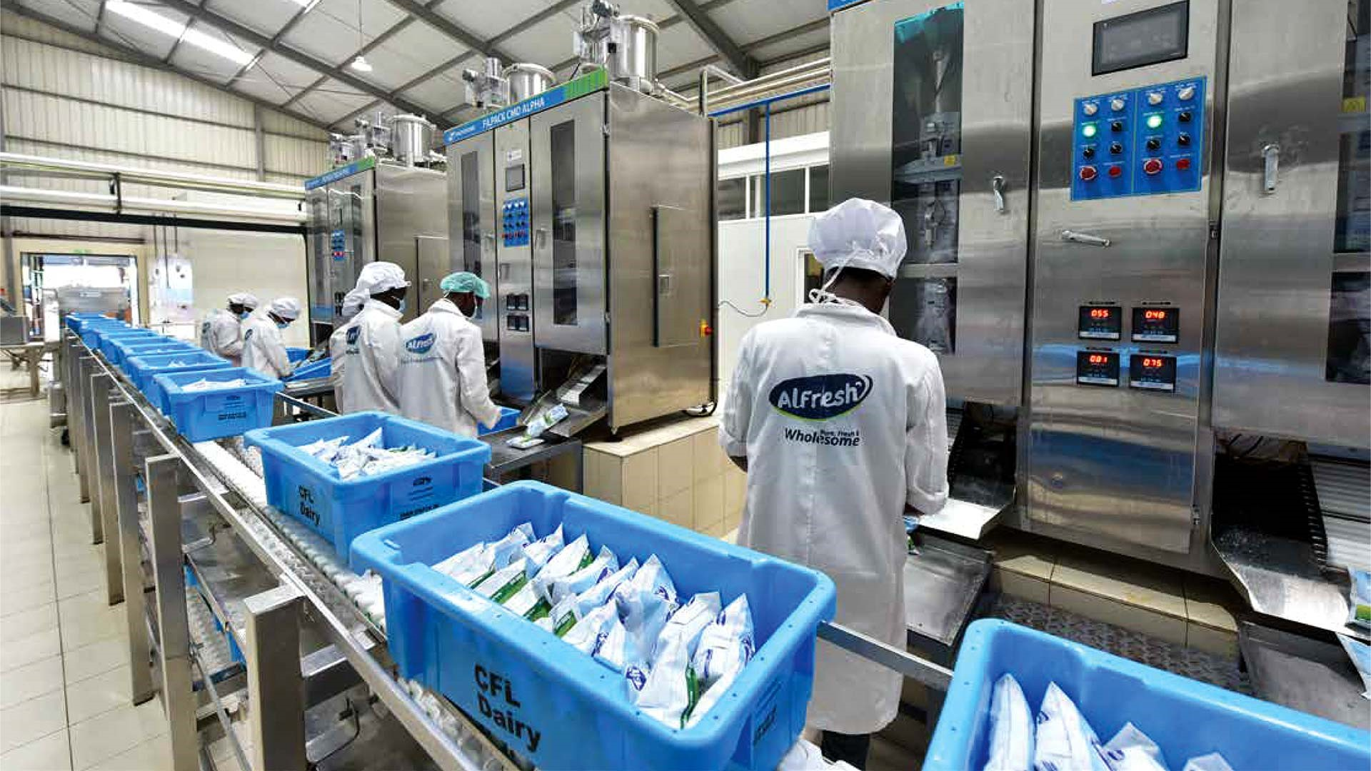 Client Feature: Canaan Factory Limited in Lari, Kenya
