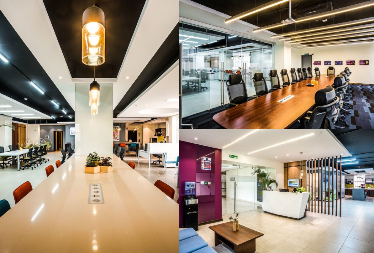 Client feature: Astrazeneca Office Nairobi