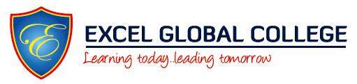 Excel Global College Logo
