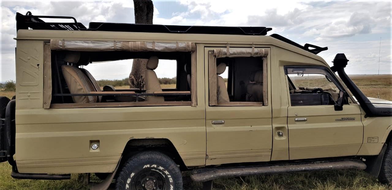 Safari Toyota Land Cruiser
