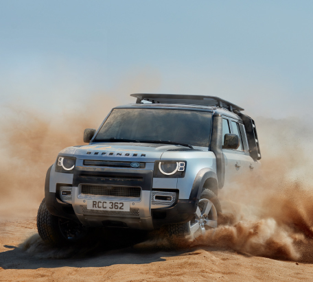 Inchcape Kenya: The New Land Rover Defender- TECHNOLOGY IS EVERYWHERE THESE DAYS