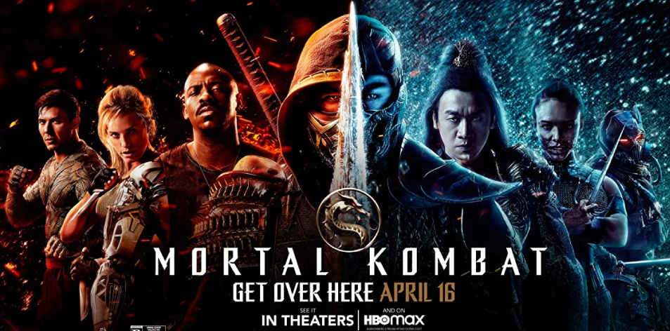 MEGA CINEMAS KISUMU CINEMA GUIDE: 16th-22nd April 2021- MORTAL KOMBAT