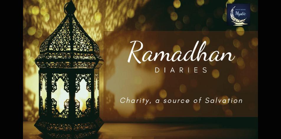 Ramadhan Diaries Charity