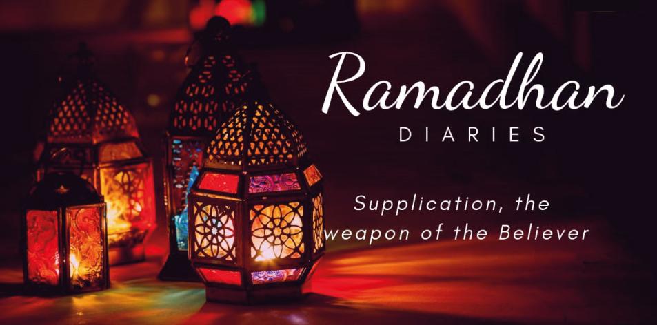 Ramadhan Diaries Supplication