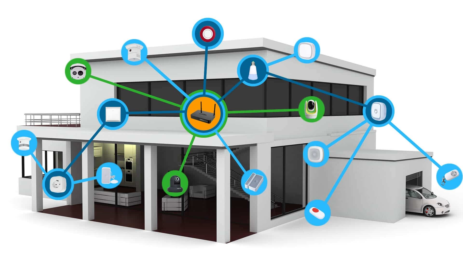 Create The Dream Home You've Always Wanted With Smart Home Automation Systems.