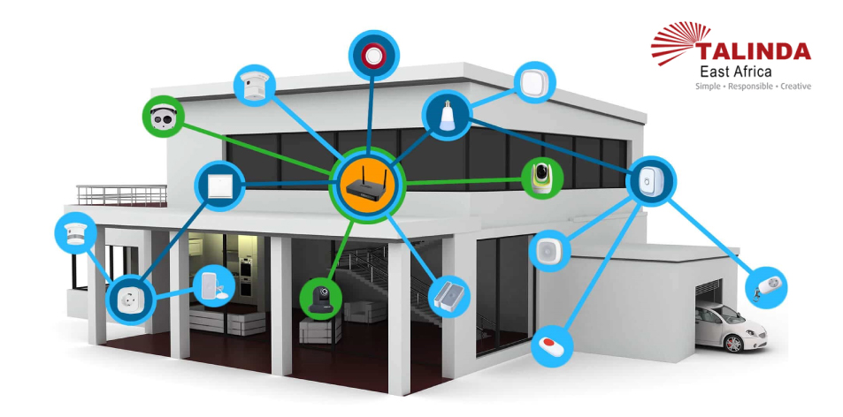 Talinda East Africa: Create The Dream Home You've Always Wanted With Smart Home Automation Systems.