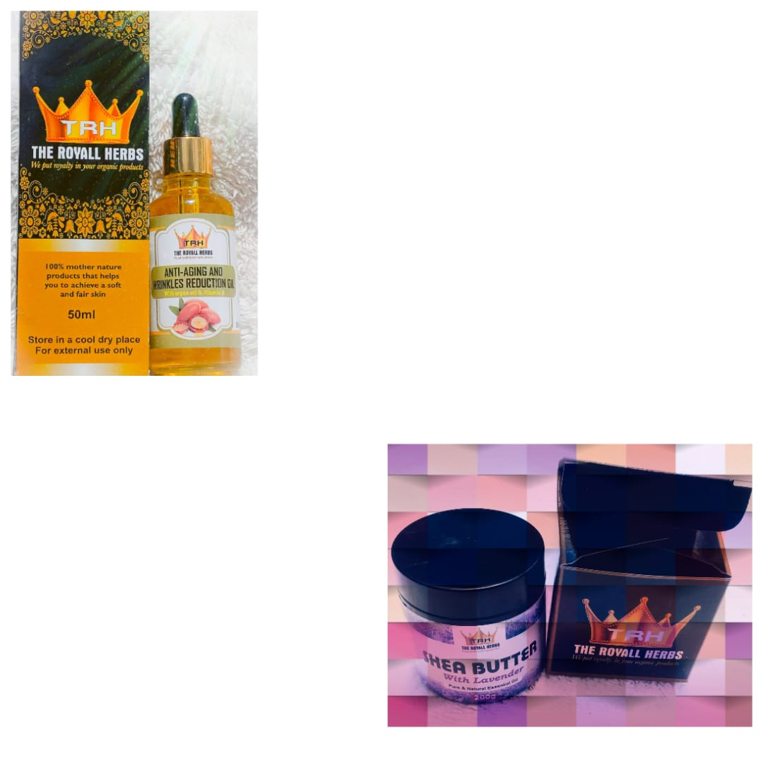 Anti-Aging and Wrinkles Reduction Pack