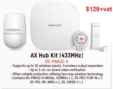 AX Hub Kit (433MHz)