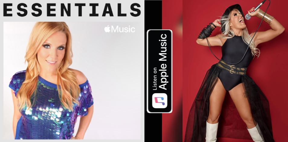 Apple Music- H&S Magazine's Best Artist Of The Week- Cascada-Essentials