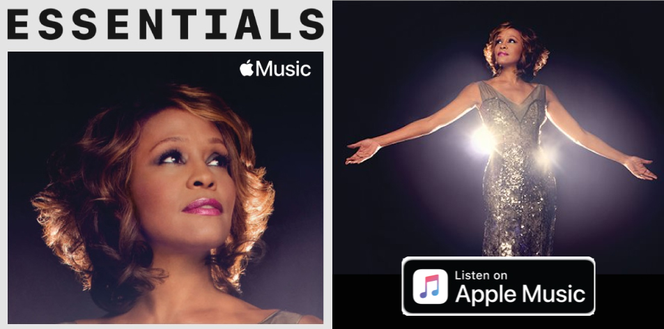 Apple Music- H&S Magazine's Best Artist Of The Week- Whitney Houston- Essentials