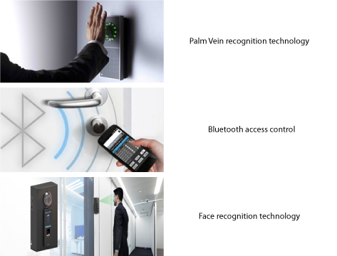 Contactless Access controls solutions
