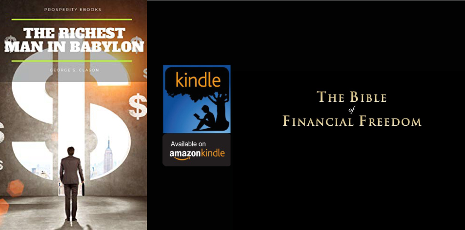 Amazon Kindle- H&S Magazine's Recommended Book Of The Week-George S. Clason- The Richest Man in Babylon