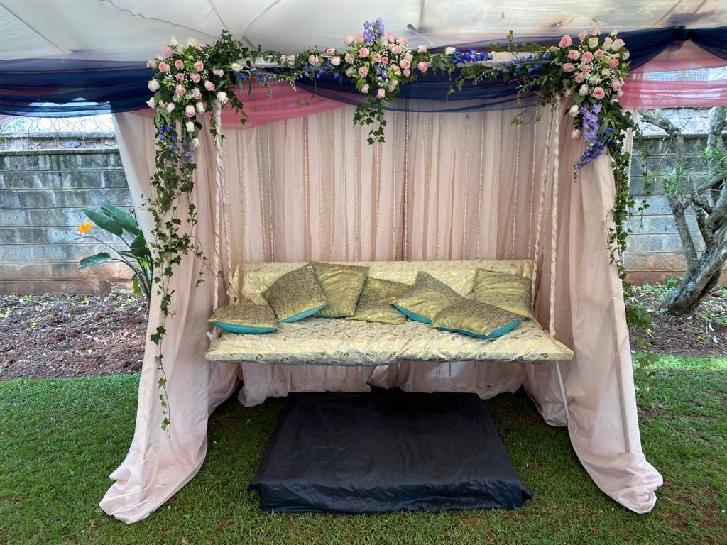 Engagement setup