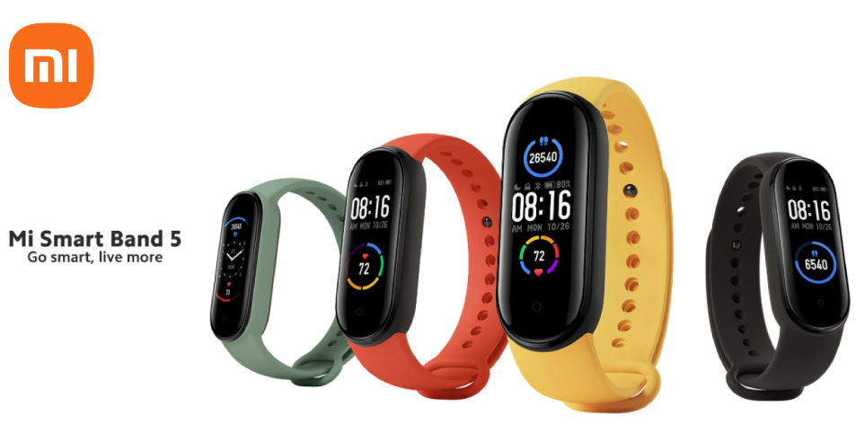 H&S Fashion Feature Of The Week- Mi Smart Band 5: Go Smart, Live More