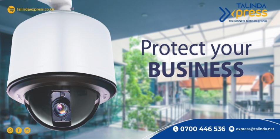 Protect and Monitor your Business 24/7 with Talinda's advanced security surveillance solutions