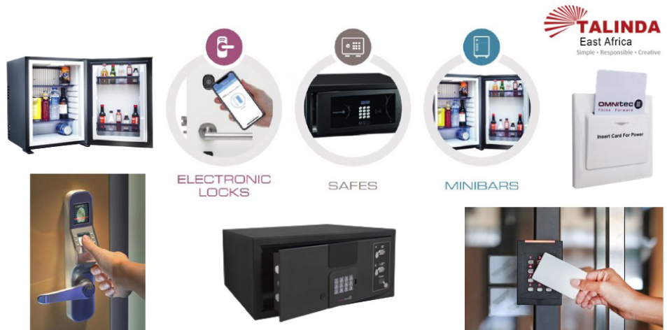Talinda East Africa: Access Control Solutions for Home Intercom and Business Monitoring and Control