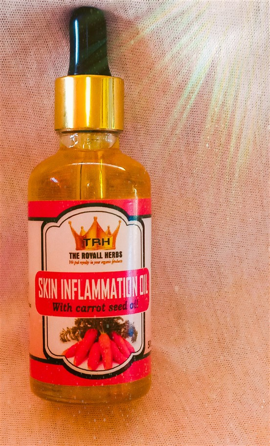 Skin Inflammation Oil