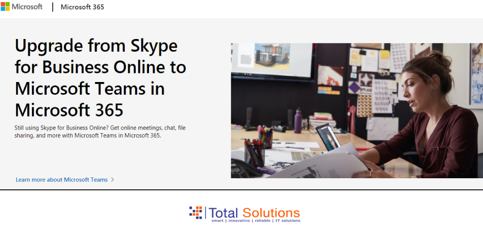 Total Solutions Ltd: Empower your team, safeguard your business and simplify your IT management all with a single solution- Microsoft Office 365