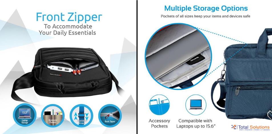 Total Solutions Ltd: Just Bag It!