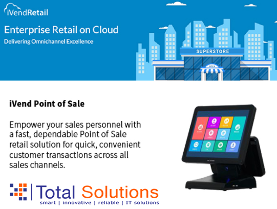 Point of Sale Solutions for Omnichannel Business