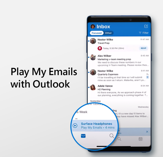 Microsoft Outlook: Put it in Your Pocket!