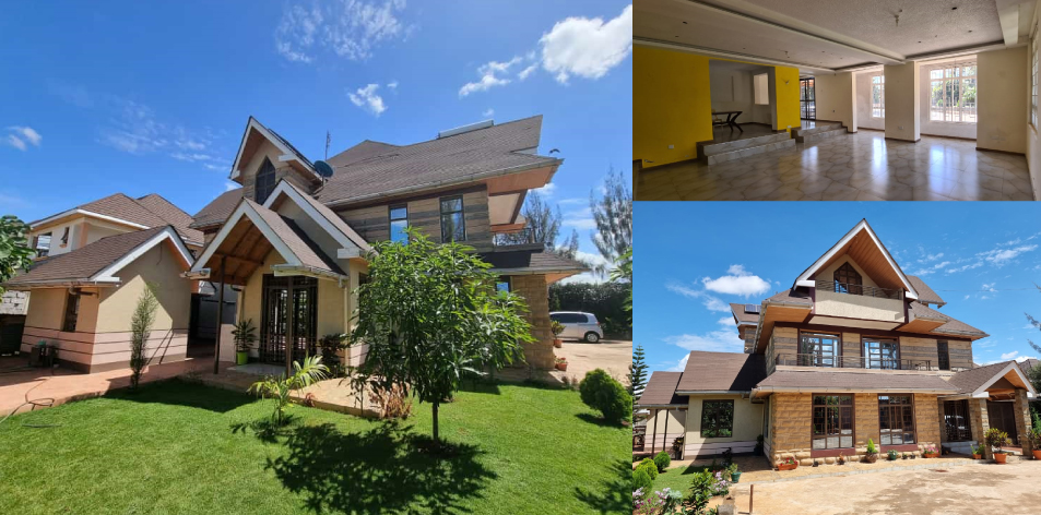 Elegant 4 Bedrooms All En-suite Townhouse In Nairobi